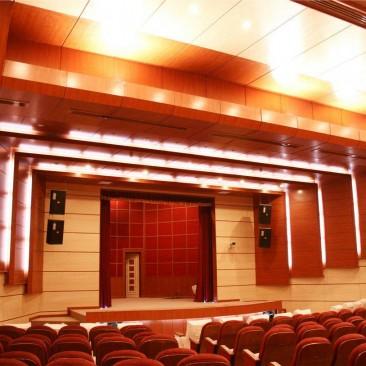 ضوابط و معیار های طراحی سالن همایش ،سینماو آمفی تئاتر