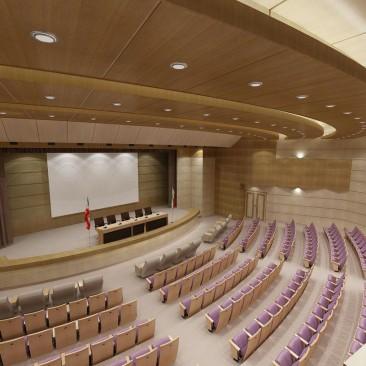 بررسی فضاهای مورد نیاز برای سالن تئاتر